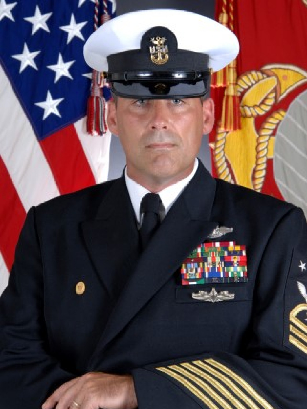 COMMAND MASTER CHIEF, FLEET MARINE FORCE/SURFACE WARFARE